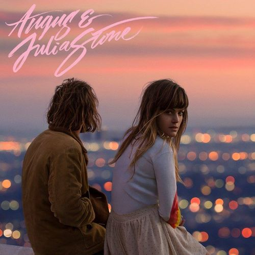 Angus et Julia Stone - Angus and Julia Stone - cover - album