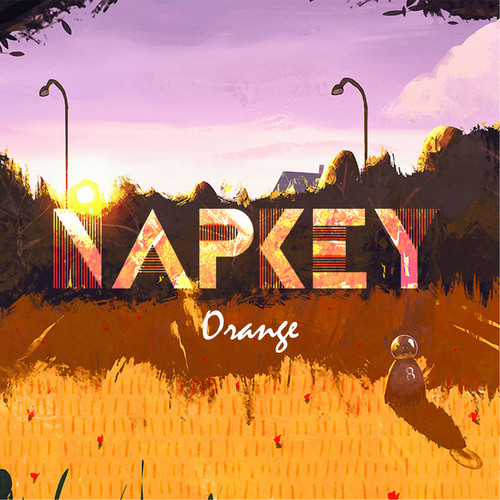 Napkey - Orange