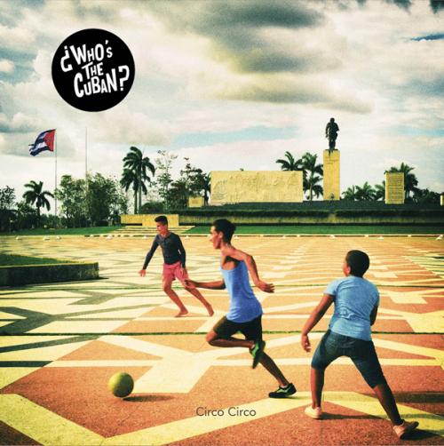Whoisthecuban - pochette