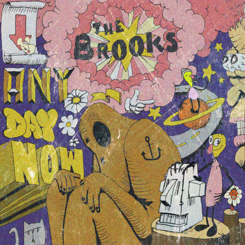 The Brooks Cover